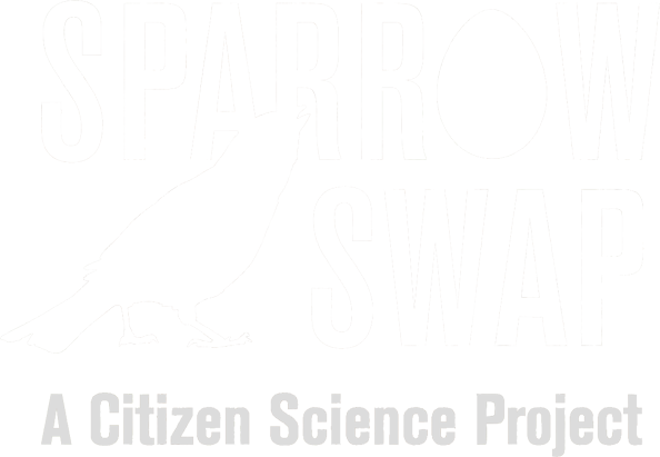 SparrowSwap: a Citizen Science Project